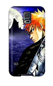 Galaxy S5 Case, Premium Protective Case With Awesome Look - Bleach