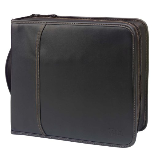 - Case Logic KSW-208 Koskin 224 Capacity CD/DVD Prosleeve Wallet (Black)