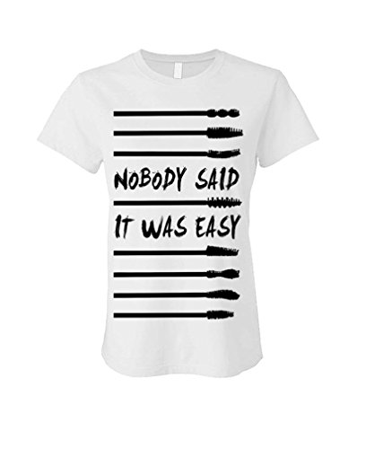 NOBODY SAID WAS EASY mascara