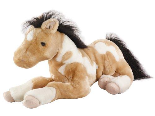 Buckskin Pinto Plush Horse Toy (Buckskin Ranch)