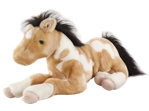 Breyer Butterscotch Buckskin Pinto Plush Horse Toy