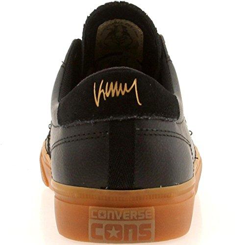 Converse, Sneaker uomo Nero