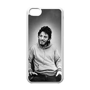 iPhone 5c Cell Phone Case White Bruce Springsteen biyo