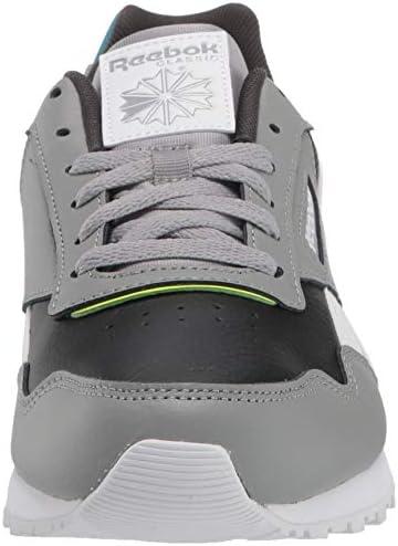 Reebok Men's Classic Harman Run Sneaker, True GreyMineral
