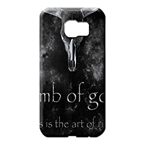 samsung galaxy s6 cell phone shells Phone Protection Protective Cases lamb of god