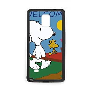 Samsung Galaxy Note 4 Cases Phone Case Cover Snoopy 5R55R3514702
