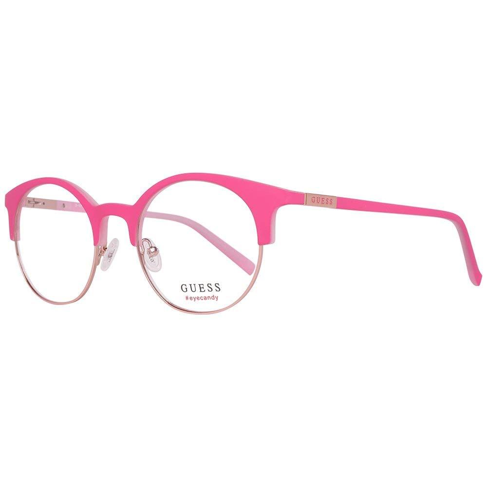 Guess GU3025 Monturas de gafas, Rosa (Rosa Op), 51.0 Unisex ...
