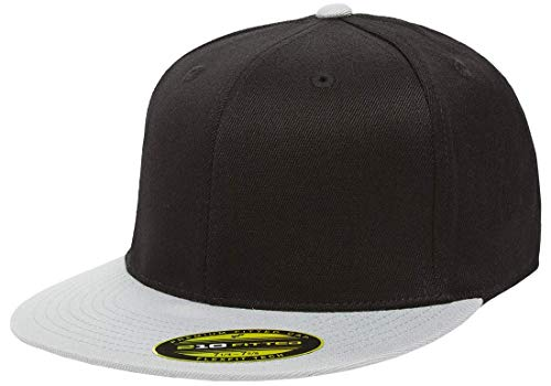 Brim Fitted Baseball Cap Hat - 3