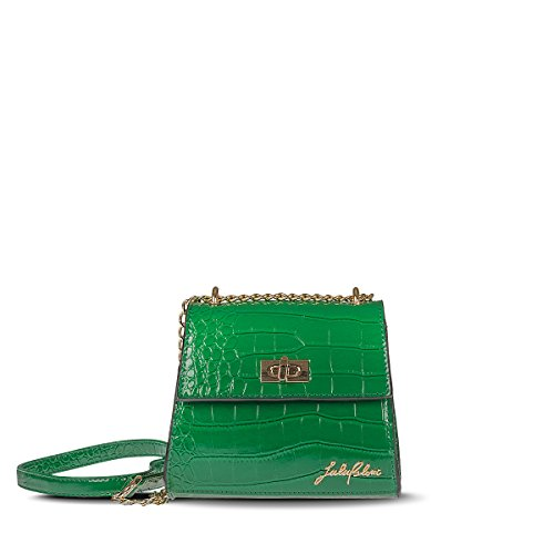 LuluBlanc Amsterdam Mini Bag Green