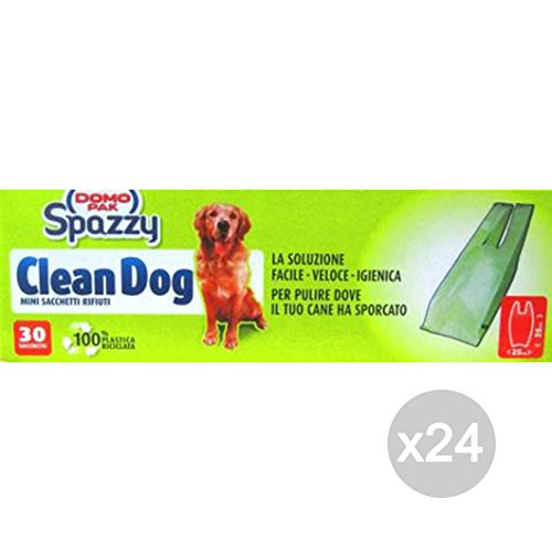 Domopak Set 24 Sacks Spazzy 30 25X259893 Dog Food For Dogs