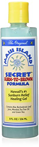 Maui Island Secret Burn to Brown Formula, 8 Fl. Oz (1 Count)