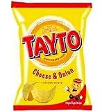 Tayto Cheese & Onion x 1 bag