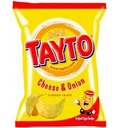 Tayto Cheese & Onion x 1 bag