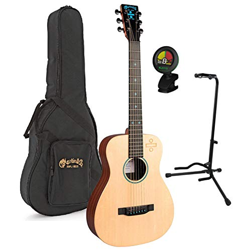 Martin Ed Sheeran (11LXEDSHEERAN3) Signature Edition Acoustic-Electric Guitar Bu