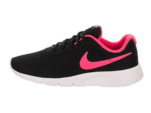 Nike Tanjun Black/Hyper Pink Shoe 5.5 Kids US