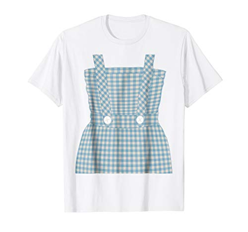 OZ Halloween Dorothy Costume Shirt-Cute Wizard of OZ T-shirt -