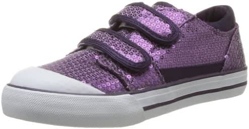 Start-rite Garda Elderflower Textile Infant Trainers Shoes