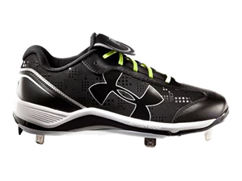 Under Armour Womens UA Glyde ST Softball Cleat Black