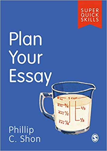 cover image, plan your essay
