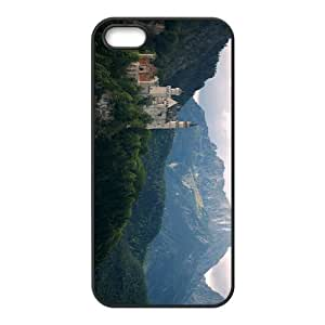 White Castle Hight Quality Case for Iphone 5s