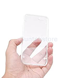 TopOne Slim Hard Bumper Soft TPU Rubber Gel Protective Case Skin Cover for iPhone 6 Green