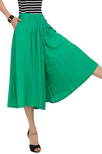 Tailloday - Medias deportivas - para mujer Draped Green