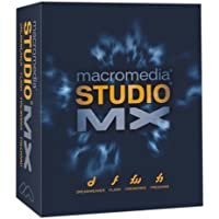 Macromedia Studio MX (Education Version)