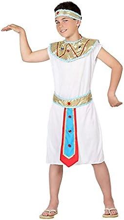 Atosa – 4547 – Disfraz de Egipcio para niño – Talla 4: Amazon.es ...