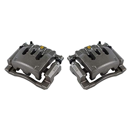 CCK02479 [ 2 ] REAR Premium Grade OE Semi-Loaded Caliper Assembly Pair Set