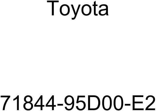 TOYOTA 71844-95D00-E2 Seat Reclining Cover