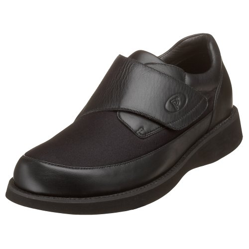 Propet Men's Pedwalker 15 Slip-On 8 M (US Men's 8 D)|Black