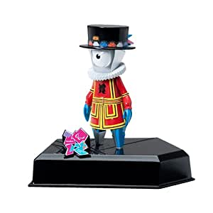 Olympic Mascots Mandeville - Figura de Beefeater