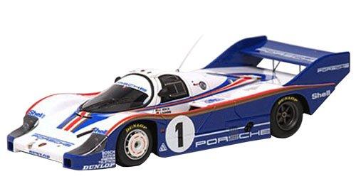 VISION 1 43 Porsche 956 WEC Fuji 1982 Winner No.1 (short tail) (japan import)