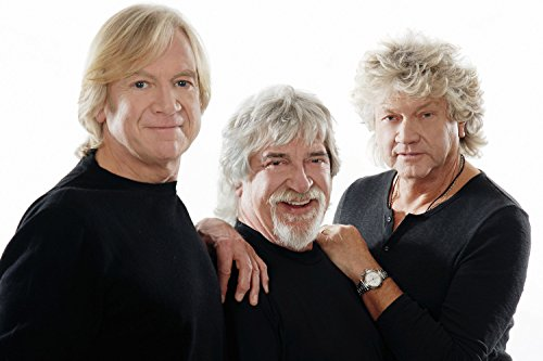 The Moody Blues Classic Rock Star Band Poster 24x36