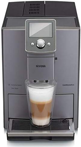 Nivona CafeRomatica NICR 821 Titan - Cafetera automática: Amazon.es: Hogar