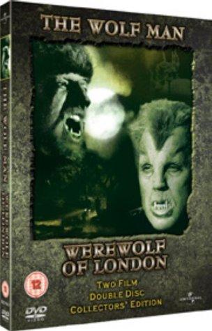 The Wolf Man/Werewolf Of London [DVD]