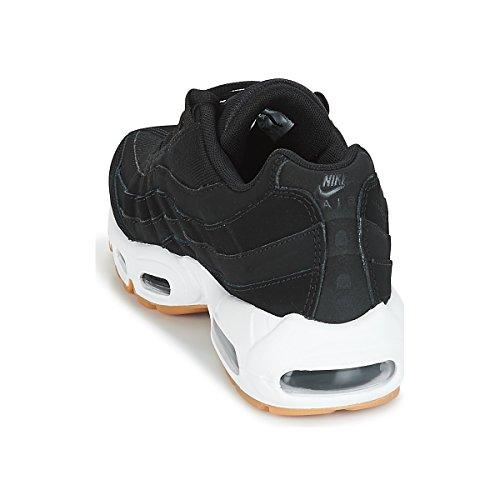 Damen Max Mehrfarbig 017 Black Black Gymnastikschuhe Air Nike Light Gum 95 Eis Anthracite Brown dY6qdwE