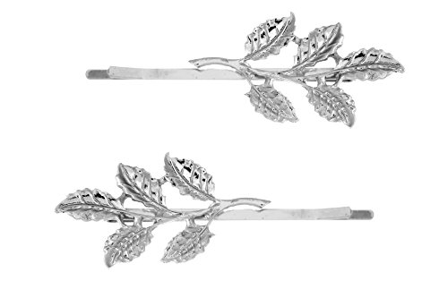 rosemarie-collections-womens-set-of-two-leaf-sprigs-hair-clip-pins