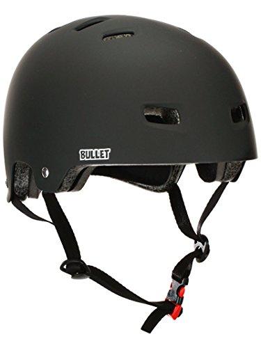Bullet Deluxe Helmet (BLACK, L/XL) ()