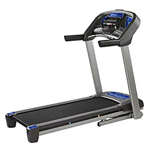 Horizon Fitness T101 Treadmill Series, Bluetooth Enabled, Folding Treadmills, Upgrade to The T202 or T303 for Larger…