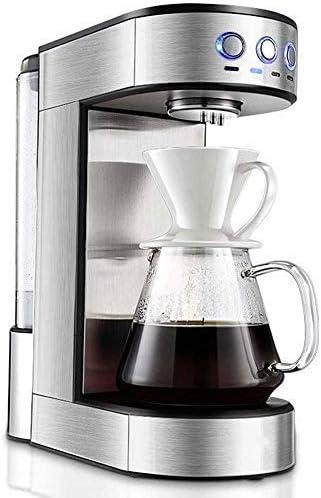 Electrodomésticos Cafetera De Café Simple Cafetera De 15 Tazas | Cafetera De Goteo Decoración De Acero Inoxidable con Cafetera para El Hogar Y La Oficina: Amazon.es: Deportes y aire libre