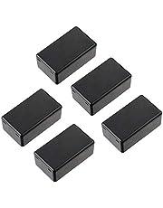 UKCOCO 5 stuks waterdicht kunststof elektrisch project geval aansluitdoos behuizing project geval box, 61 x 36 x 25 mm