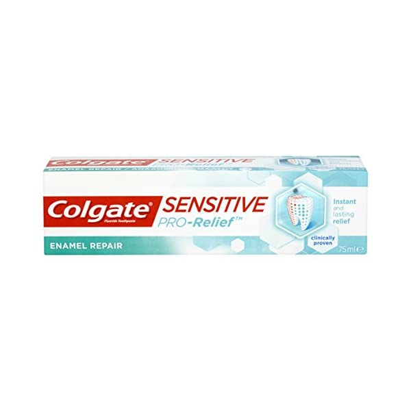 Colgate Sensitive Pro-Relief Enamel Repair Toothpaste 75ml 4