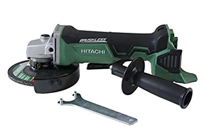 Hitachi G18DSLP4 18-Volt Lithium Ion 4-1/2 Inch Angle Grinder (Tool Only, No Battery)