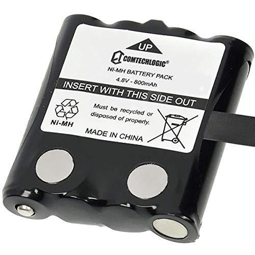Comtech CM 15BT 800mAh accumulateur Rechargeable Motorola Talkie Walkie Bidirectionnel Radios