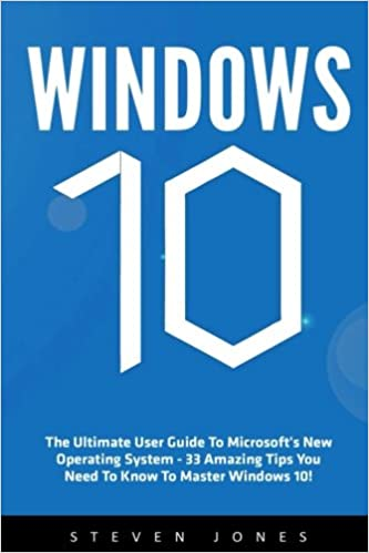 Livres audio gratuits à télécharger cd Windows 10: The Ultimate User Guide To Microsoft's New Operating System - 33 Amazing Tips You Need To Know To Master Windows 10! (Windows, Windows 10 Guide,General Guide) 1536842354 (French Edition) PDF DJVU FB2