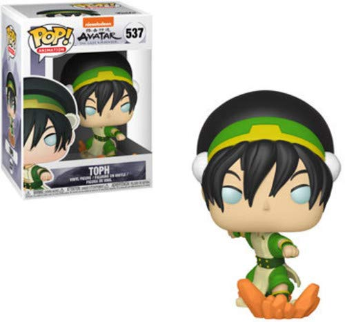 Pop Avatar Toph Vinyl Figure