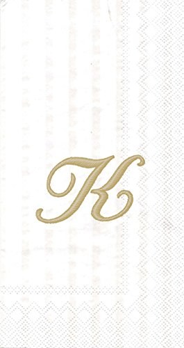 Boston International GT440011 IHR Guest Towel Buffet Paper Napkins, 8.5