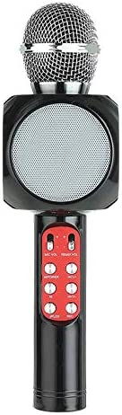 Microfone Bluetooth Karaoke Voice MT1033 Tomate