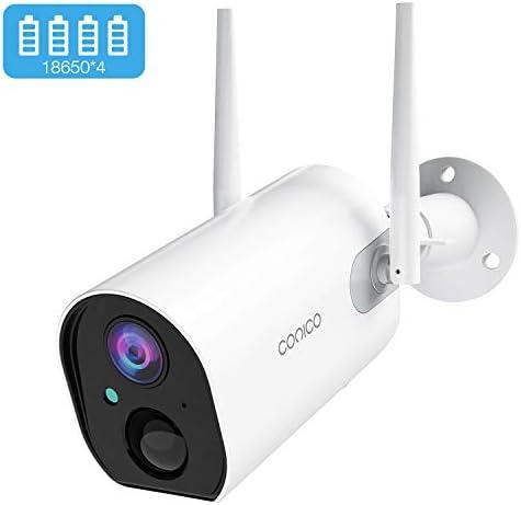 Conico Outdoor Security Camera